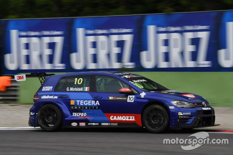 Gianni Morbidelli, WestCoast Racing