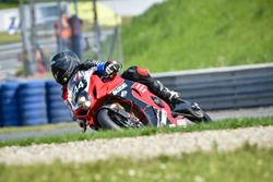 #444 Neubold-Endurance-Racing, Suzuki GSX R 1000: Karl Gutfeld, Florian Ebener, Dominik Jung