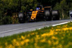 Sergey Sirotkin, Renault Sport F1 Team RS17 testrijder