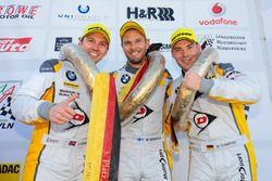 Christian Krognes, Matias Henkola, Michele Di Martino, Walkenhorst Motorsport