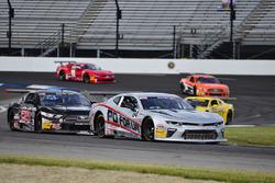 #04 TA2 Chevrolet Camaro, Tony Ave, Tony Ave Racing, #24 TA2 Ford Mustang, Dillon Machavern, Mike Co