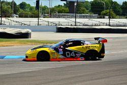 #04 TA3 Chevrolet Corvette, Aaron Pierce, LSI Racing