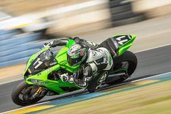 #11 Kawasaki: Morgan Berchet