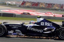 Александр Вурц, Williams FW29 Toyota