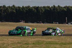 Juan Jose Ebarlin, Donto Racing Chevrolet, Diego De Carlo, LRD Racing Team Chevrolet