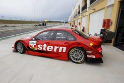 Дэвид Култхард, Mercedes AMG DTM C-Class