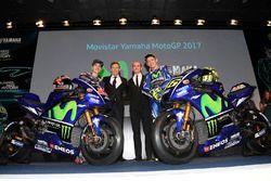 Valentino Rossi, Yamaha Factory Racing, Maverick Viñales, Yamaha Factory Racing, Lin Jarvis, Directo