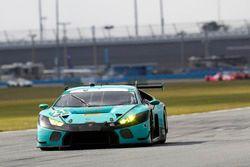 №21 Konrad Motorsport Lamborghini Huracan GT3: Марко Мапелли, Марк Бассенг, Лука Штольц, Лэнс Уилси,