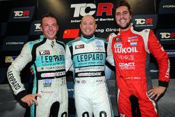 Jean-Karl Vernay, Leopard Racing Team WRT, Volkswagen Golf GTi TCR, Rob Huff, Leopard Racing Team WR