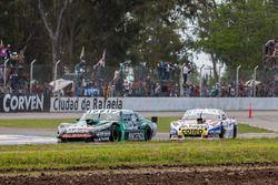 Pedro Gentile, JP Carrera Chevrolet, Juan Martin Bruno, Coiro Dole Racing Dodge