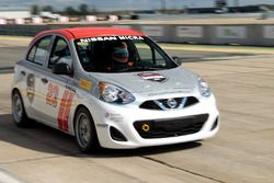 Essais de la Coupe Nissan Micra