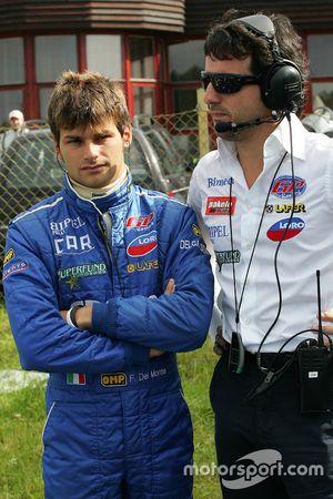 Fabrizio Del Monte e Tancredi Pagiaro, team principal GP Racing