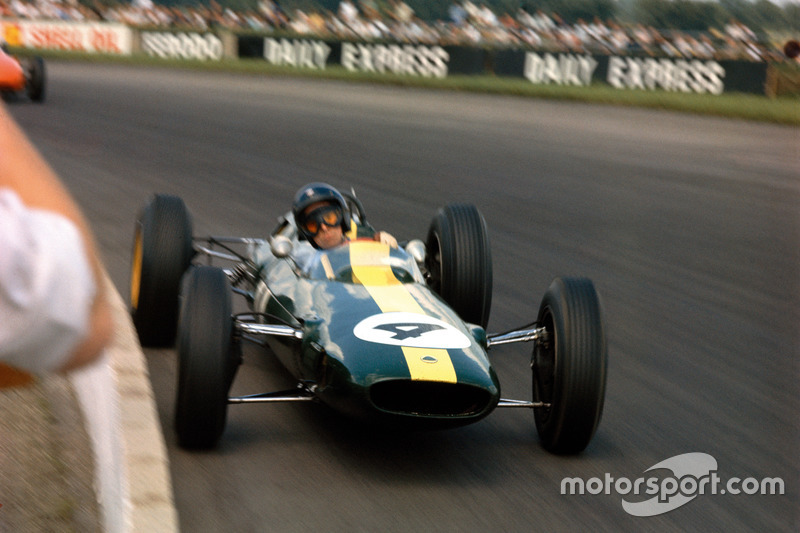 1963: Jim Clark, Lotus 25 Climax