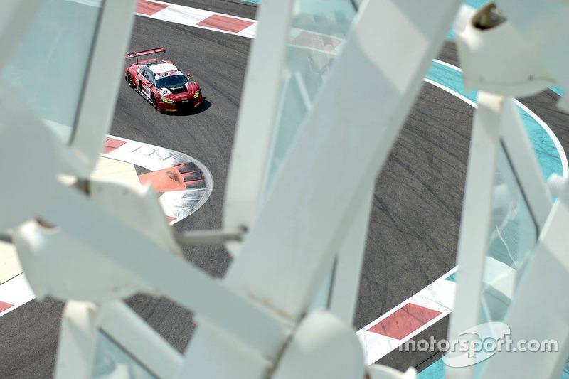 #33 Car Collection Audi R8 LMS GT3: Oliver Bender, Dirg Parhofer, Dimitri Parhofer, Peter Schmidt