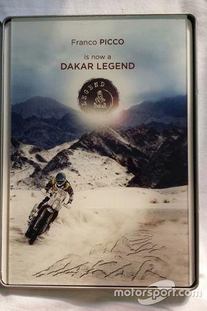 Franco Picco, Dakar Legend