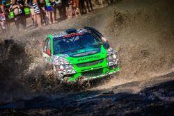 Sergey Remennik, Mitsubishi Lancer