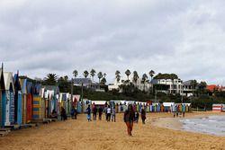 Scenic Brighton Beach