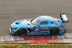 #24 SPS automotive performance, Mercedes AMG GT3: Alexandre Coigny, Iradj Alexander David, Richard F