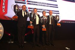 2016 Sprint Cup Pro-AM Cup Drivers, Giacomo Piccini, champion, Jean-Luc Beaubelique, 2nd place, Jean
