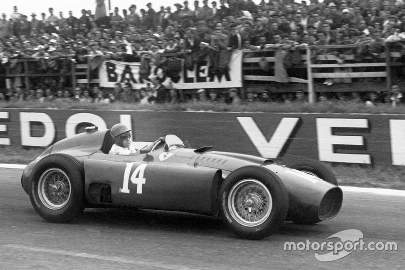 1956 Peter Collins, Ferrari