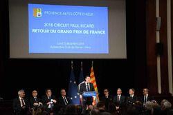 Christian Estrosi, a Provence-Alpes-Côte d'Azur régió elnöke