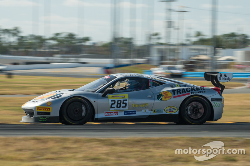 Steve Johnson, Ferrari of Fort Lauderdale