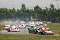 Matias Rossi, Donto Racing Chevrolet, Jose Savino, Savino Sport Ford, Facundo Ardusso, JP Racing Dod