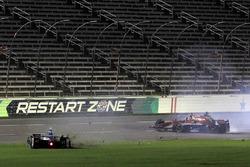 L'incidente di Mikhail Aleshin, Schmidt Peterson Motorsports