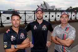 Jamie Whincup, Triple Eight Race Engineering Holden, Shane van Gisbergen, Triple Eight Race Engineer