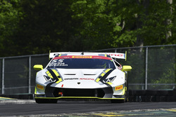 #55 Dream Racing Motorsport Lamborghini Huracan Super Trofeo: Allesandro Bressan, Yuki Harata