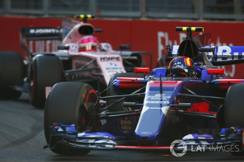 8e : Carlos Sainz (Toro Rosso)