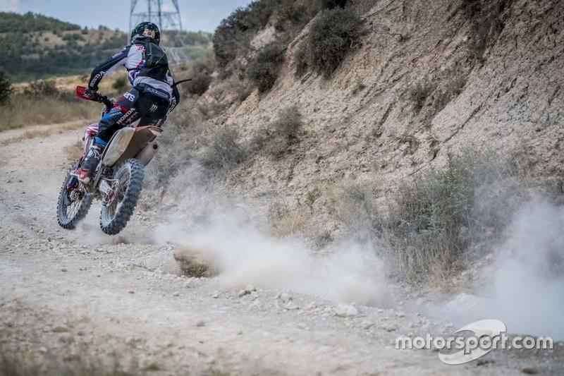 #1 Joan Barreda, Honda HRC