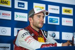 Conferencia de prensa: Mike Rockenfeller, Audi Sport Team Phoenix, Audi RS 5 DTM