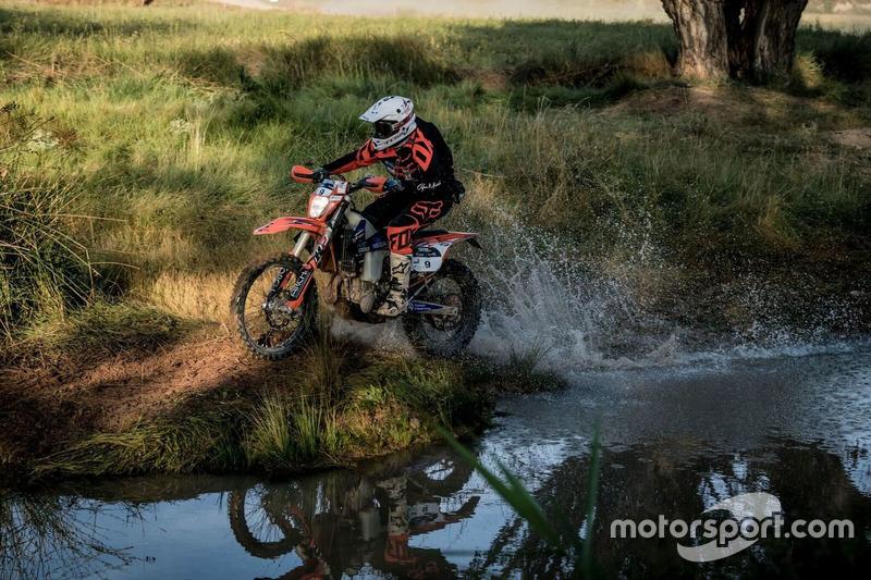 #9 Cristian España, KTM
