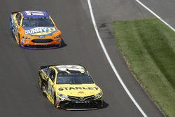Daniel Suarez, Joe Gibbs Racing Toyota Matt Kenseth, Joe Gibbs Racing Toyota