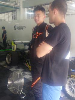 Keanon Santoso dan Rodolfo Avila