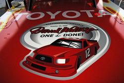 Logo: Letztes Truck-Rennen von Darrell Waltrip