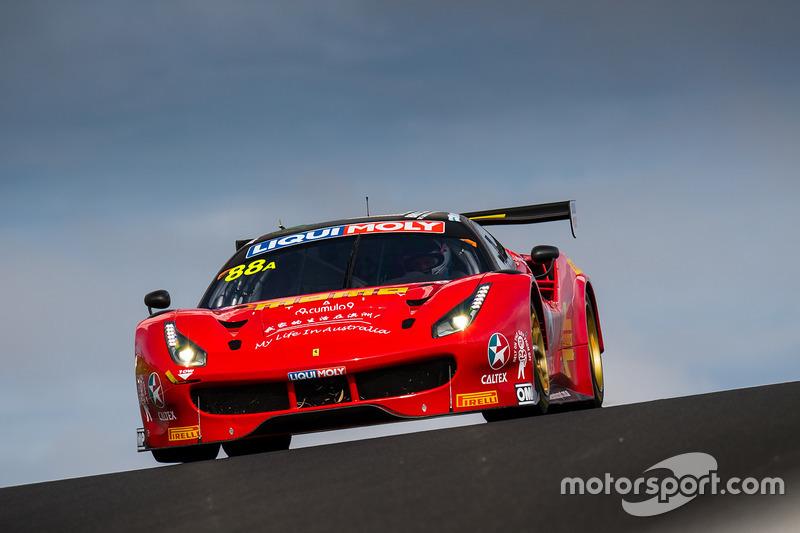 1. #88 Maranello Motorsport, Ferrari 488 GT3