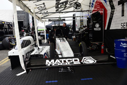 Top-Fuel-Dragster von Antron Brown