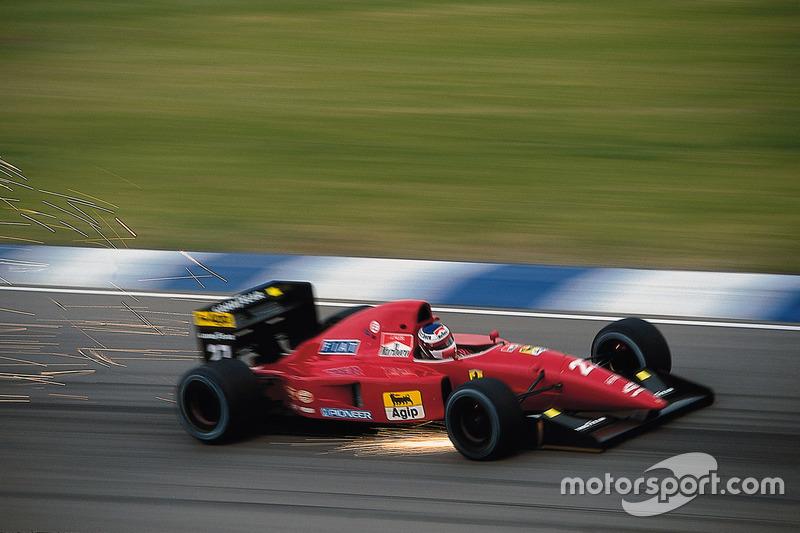 1992年:フェラーリF92AT