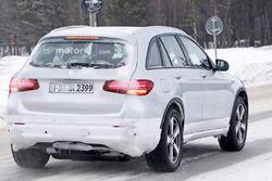 صورة مسربة لسيارة مرسيدس