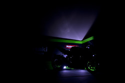 Präsentation: Kawasaki Racing Team Ninja ZX-10RR