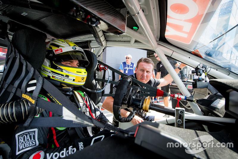 #7 BMW Team SRM, BMW M6 GT3: Timo Glock
