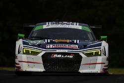 #57 Stevenson Motorsports Audi R8 LMS GT3: Andrew Davis, Lawson Aschenbach