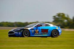 #99 Automatic Racing Aston Martin Vantage GT4: Rob Ecklin, Steven Phillips