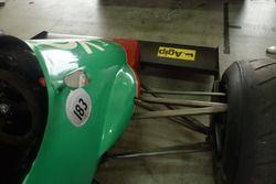 Передняя подвеска Alfa Romeo 184 T