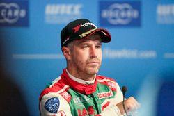 Persconferentie, Tiago Monteiro, Honda Racing Team JAS, Honda Civic WTCC