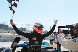 Race winner Jordan Taylor, Wayne Taylor Racing
