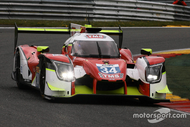 Ausfall: #34 Tockwith Motorsports, Ligier JSP 217