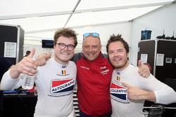 Edouard Mondron, Delahaye Racing, Volkswagen Golf GTI TCR, Guillaume Mondron, Delahaye Racing, SEAT León TCR